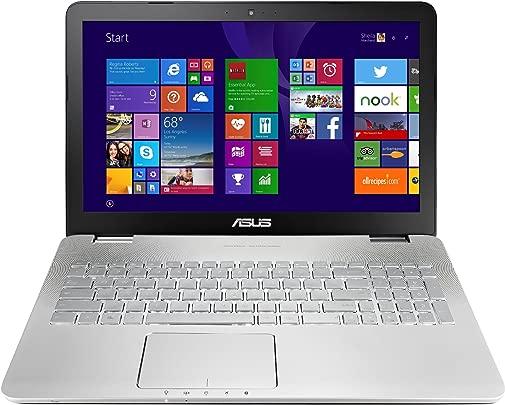 Asus N551JQ-CN037H 39 6 cm 15 6 Zoll Laptop-PC Intel Core-i7 4710HQ 2 5GHz 16GB RAM 1TB HDD 128 GB SSD Nvidia Geforce GT 845M BlueRay Win 8 silber Schätzpreis : 223,00 €
