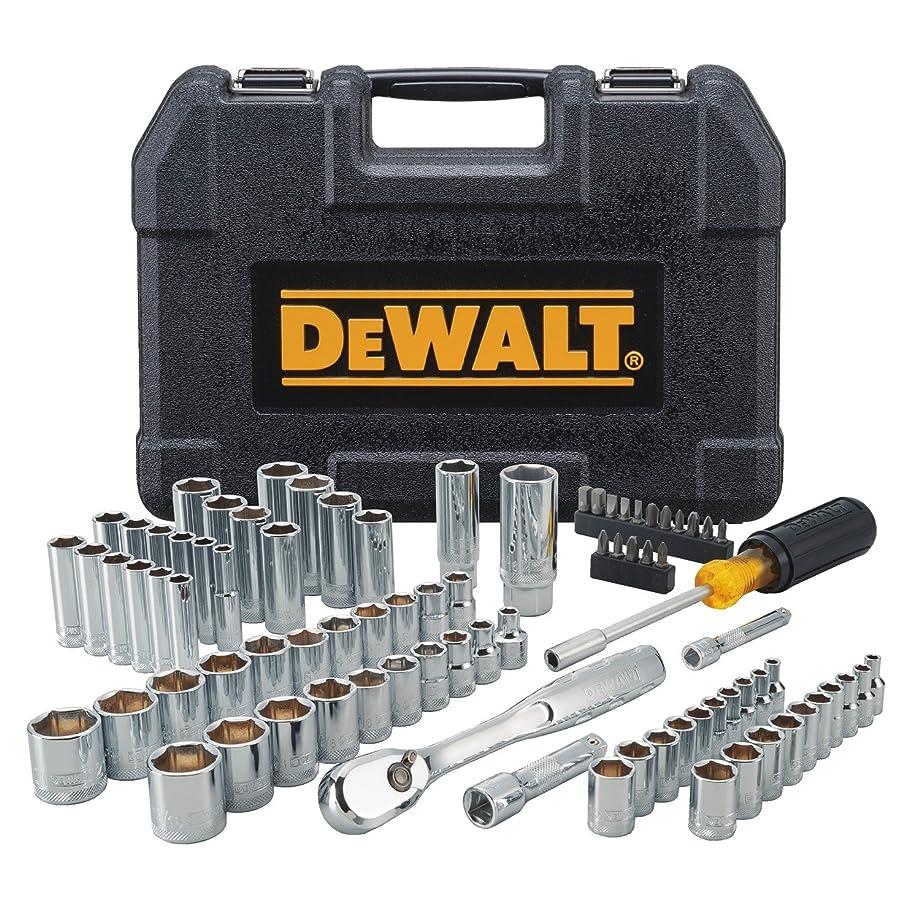 DEWALT DWMT81531 84Pc Mechanics Tool Set