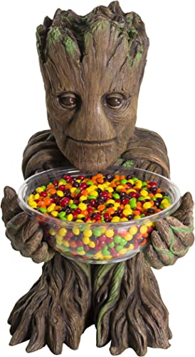 Guardians of the Galaxy H841790 Candy Bowl Holder Groot, Mehrfarbig