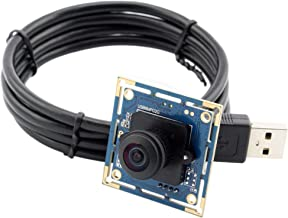 ELP USB Camera Module 8 megapixel with 180 Fisheye Lens for Machine Vision