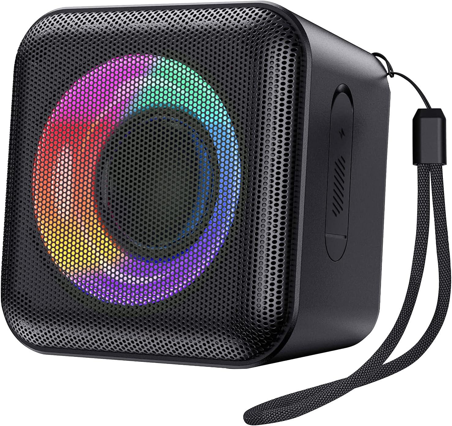 Gorgeous IPX7 Waterproof Portable Bluetooth Speaker Wireless Bl Seattle Mall Sewowibo