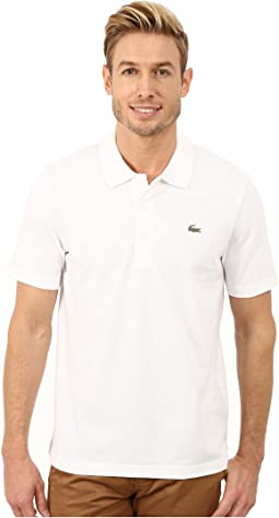 Lacoste - Sport Golf Short Sleeve Super Light Stretch Solid Polo