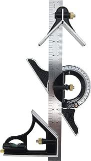 Elitexion 12 inches Combination Tri-Square Set