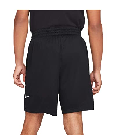 Nike Dry Rival Shorts (Black/Black/Black/White) Men