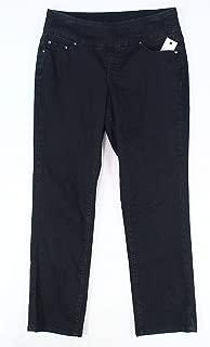 JAG Jeans Womens Jeans Blue US Size 10S Petite Stretch Straight Leg