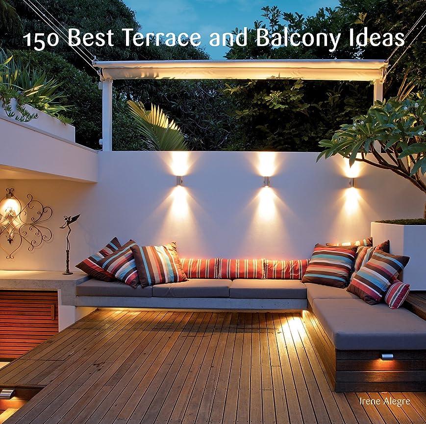 中古布バスルーム150 Best Terrace and Balcony Ideas (English Edition)