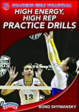 AAU Coaching Girls Volleyball: High Energy, High Rep Practice Drills