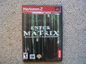 Sail into Summer Sale!!! PS2 Video Game: Enter The Matrix, written and directed by the Wachowski Brothers