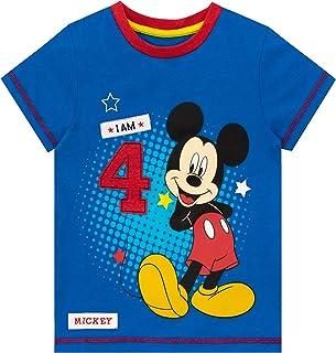 Disney Jongens Mickey Mouse T-Shirt