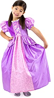 Little Adventures Rapunzel Princess Dress Up Costume