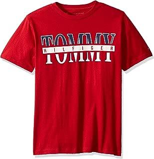 Tommy Hilfiger Boys' Short Sleeve Graphic T-Shirt