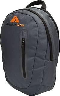 Guerrilla Packs Spotter Backpack, Dark Grey