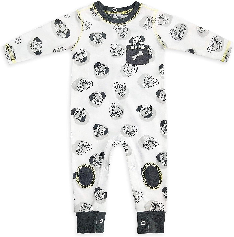 Disney 101 Dalmatians Stretchie Sleeper for Baby, Size