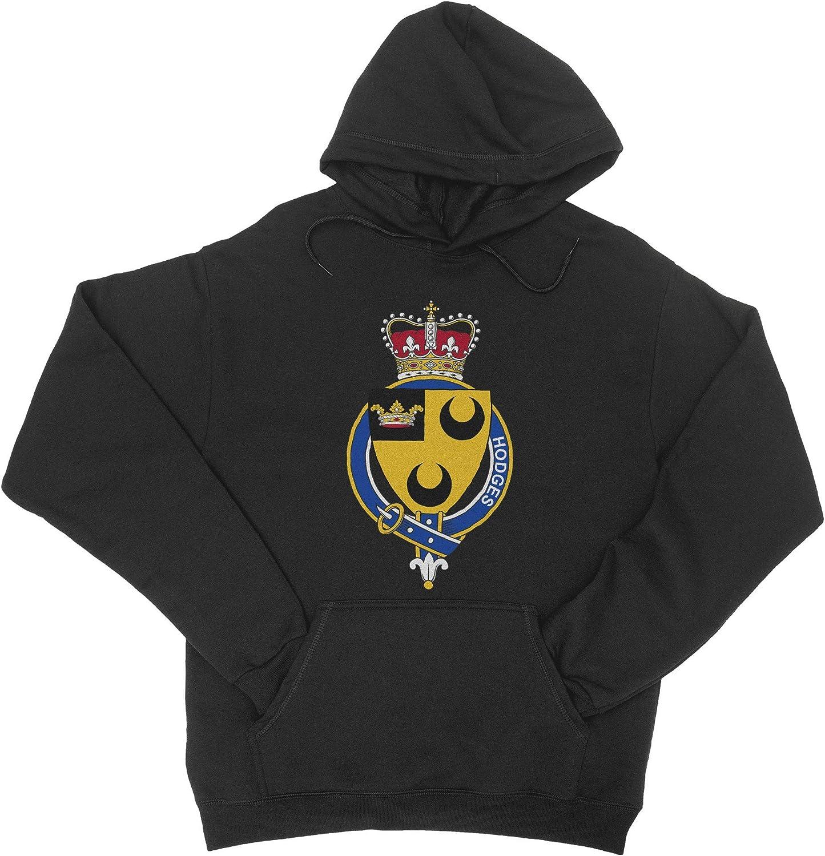 HARD EDGE DESIGN Unisex English Sweatshirt Lowest price challenge Large discharge sale Hodges Family Garter