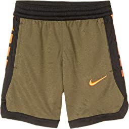 Nike kids dry 10k all over print short toddler + FREE