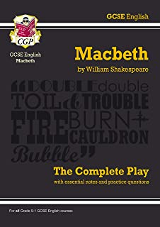 Grade 9-1 GCSE English Macbeth - The Complete Play