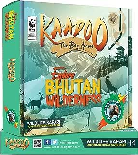 KAADOO Wild Bhutan-Jungle Safari Board Game