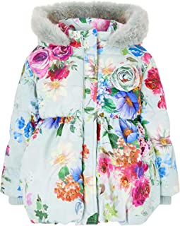 Monsoon Baby Rochella Padded Coat Outerwear Coats - baby-girls