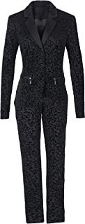 Women's 3 Button Jacket Three Piece, Skirts,Jacket and Pant Suit Set