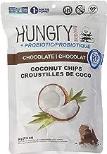 Hungry Buddha - Probiotic Coconut Chips Cheeky Chocolate - 2.8 oz.