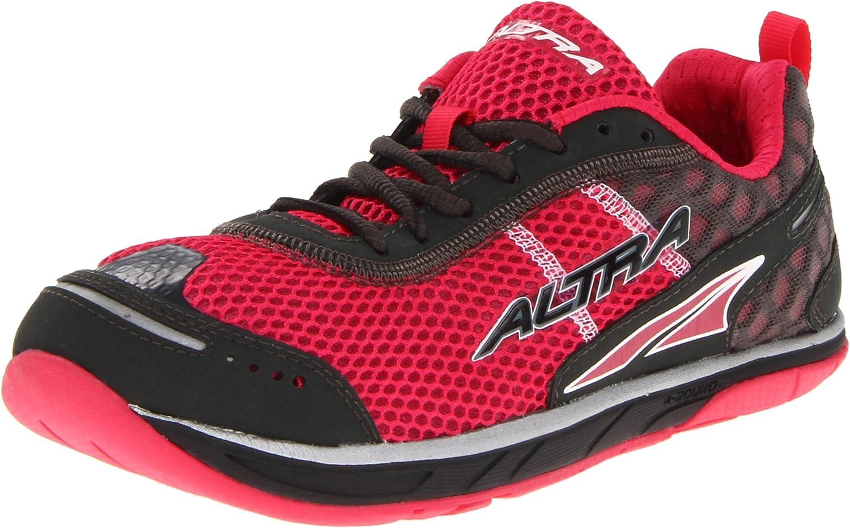 Altra Woherrar Intuition 1.5 1.5 1.5 springaning skor,Raspberry  Charkole,5.5 M USA  äkta