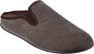 Cotswold Mens Matson Tweed Slippers