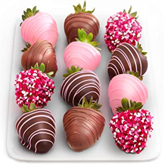 Love Berries Chocolate Covered Strawberries - 12 Berries