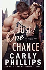 Just One Chance (The Kingston Family Book 3) (English Edition) Format Kindle