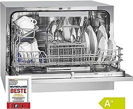 Bomann TSG 708 lavavajilla Independiente 6 cubiertos A+ -