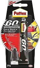 Pattex 60sec. Universele lijm, alleslijm voor huishoudelijke reparaties, snel klevend in slechts 60 seconden, sterke lijm ...