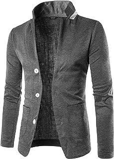 Best mens slim fit cotton blazer Reviews