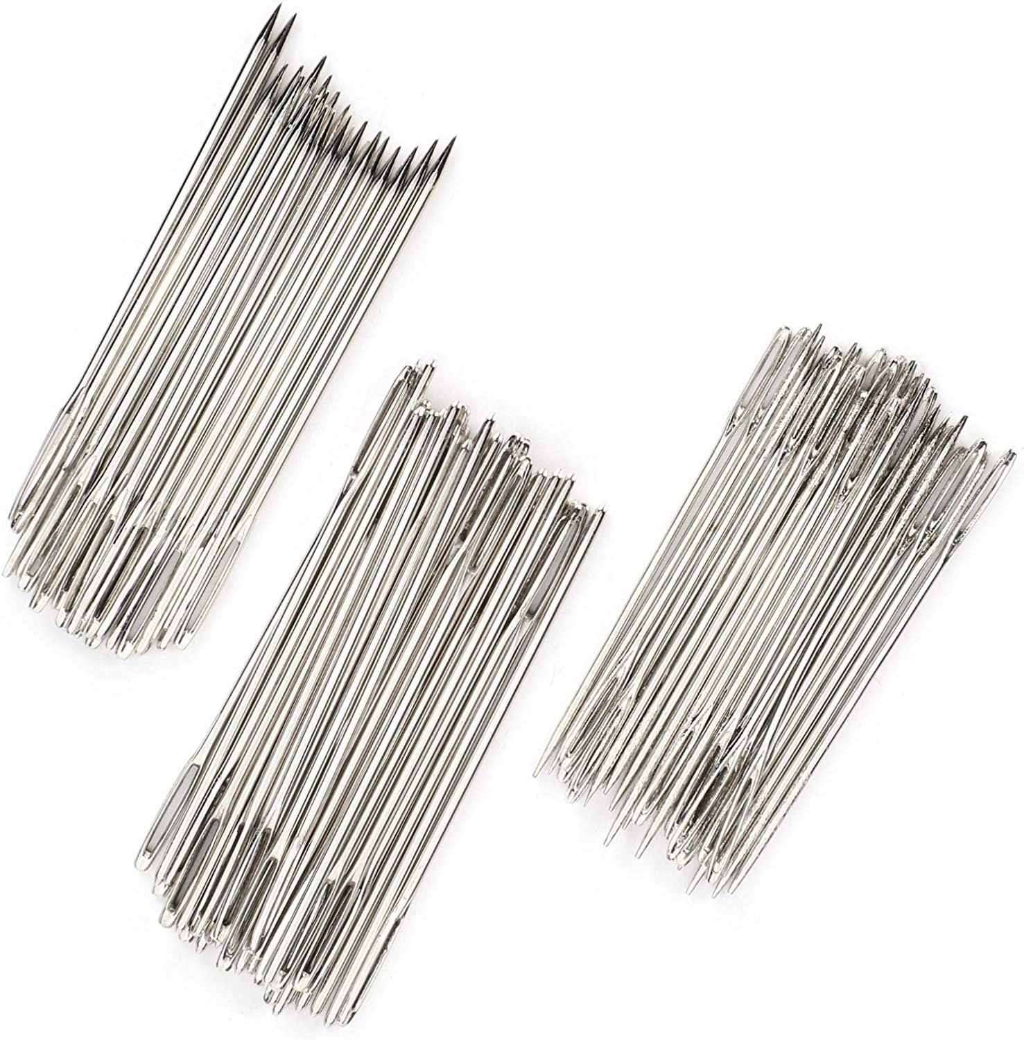Embroidery Needles 55% OFF Inventory cleanup selling sale Hand-Stitching Household Stainless