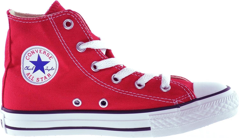 Converse C C C  T All Star Hi Little ungar mode skor röd  Beställ nu med stor rabatt och gratis leverans