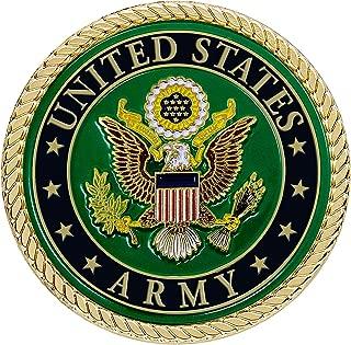 Army Medallion – 2 Inches – U.S. Army Seal Emblem - Army Gifts