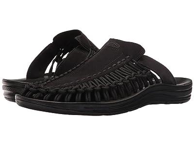 Keen Uneek Slide (Black/Black) Men