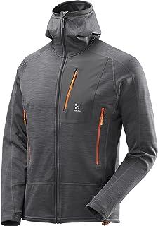 Haglöfs Stretch Fleece Jacke Triton Pro Hood Men S15 - Forro para Hombre