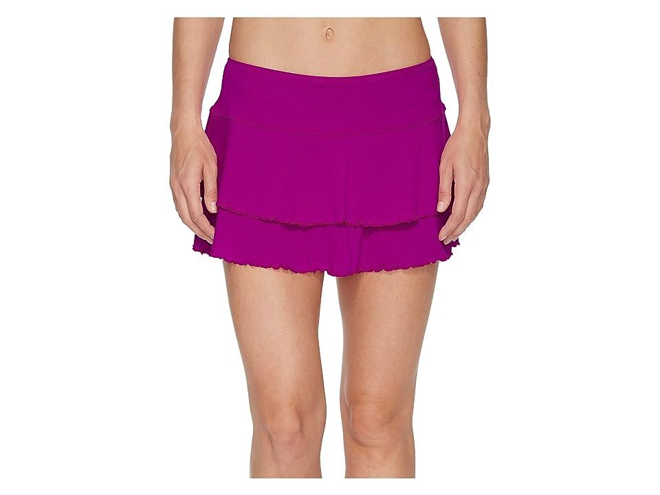 Body Glove Smoothies Lambada Skirt (Magnolia) Women