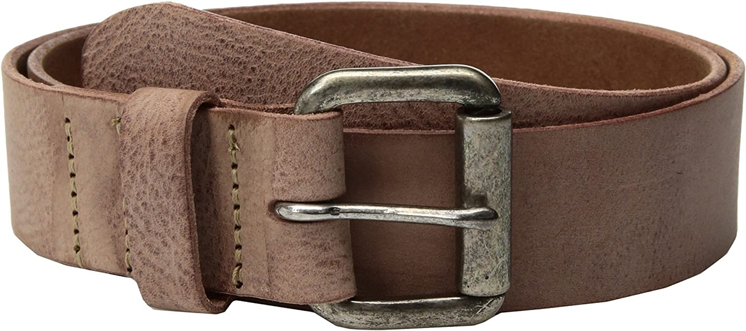 Amsterdam Heritage Leather Belt 40009 bluesh belt