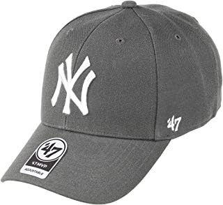 '47 Brand New York Yankees MVP 帽 - 炭黑色