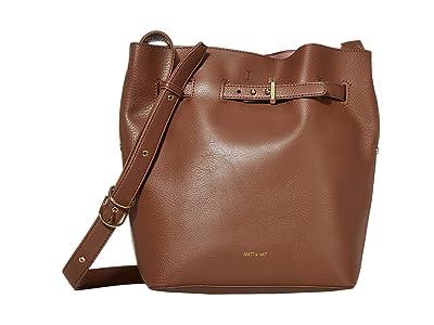 Matt & Nat Lexi Dwell (Brick/Pebble) Handbags