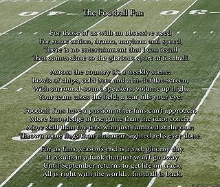 Best football fan poem Reviews