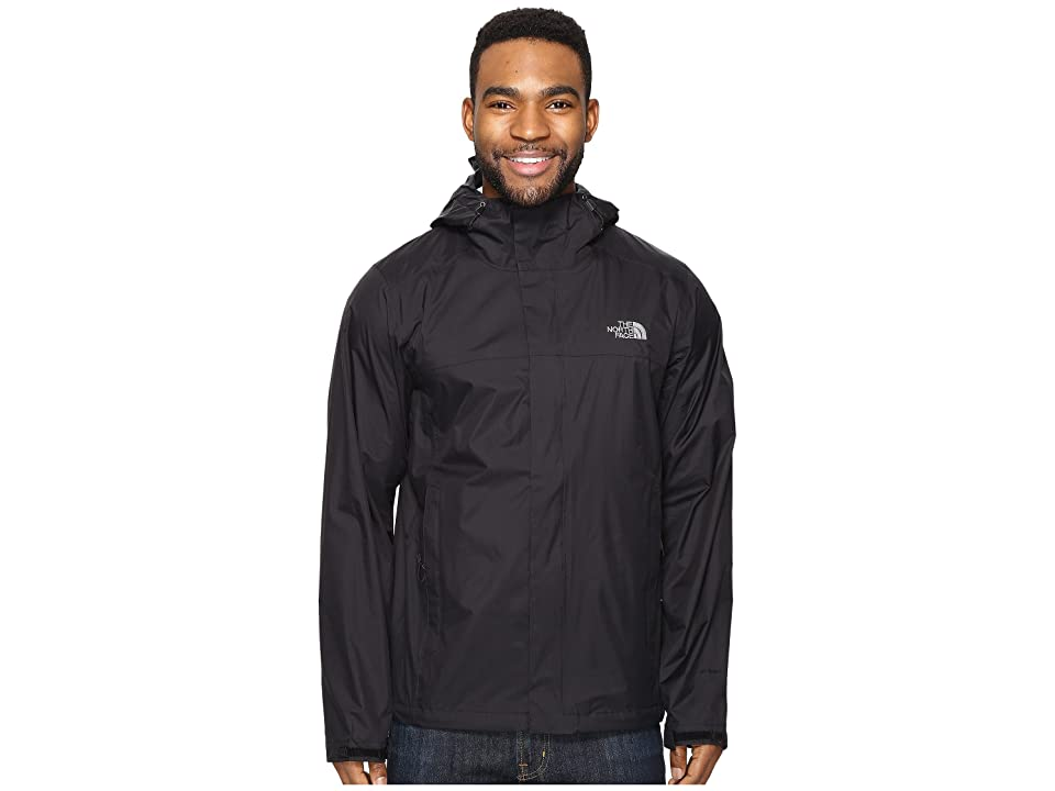 The North Face Venture 2 Jacket (TNF Black/TNF Black) Men