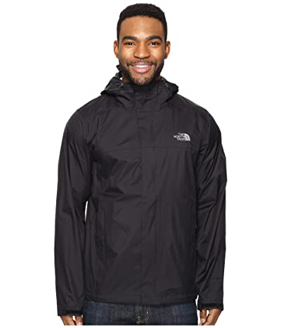 The North Face Venture 2 Jacket (TNF Black/TNF Black) Men