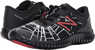 (ニューバランス) New Balance メンズランニングシューズ?スニーカー?靴 KV99v2 Spider-Man (Little Kid/Big Kid) Red/Black レッド/ブラック 5 Big Kid (23.5cm) M