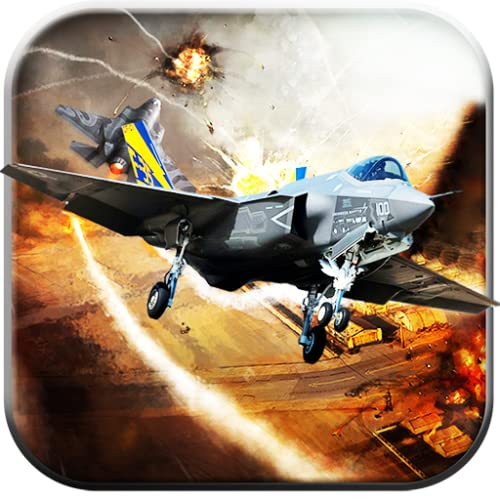 F18 gegen F22 Fighter Gunner War
