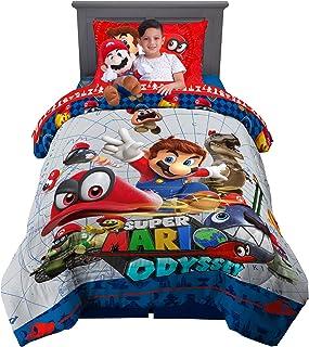 Franco - Juego de cama para niños con edredón supersuave c