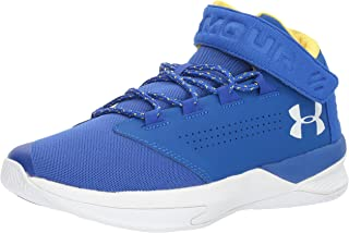 Under Armour Men's Get B Zee Basketball Shoe, Team Royal (400)/White, 11