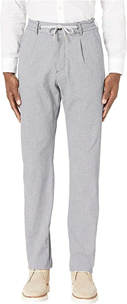 Seersucker Jogger Pants