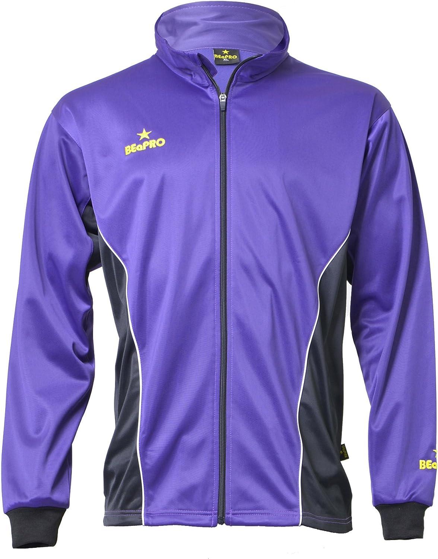 BEaPRO Sport Football Training Jacket in 10/Colours New Gr XL