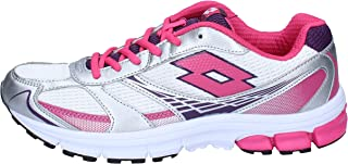 Lotto Trail Running Shoes Womens Silver